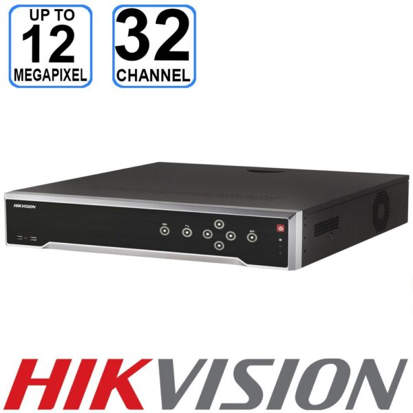 HIKVISION 32 Channel Network Video Recorder - DS-7732NI-I4/24P