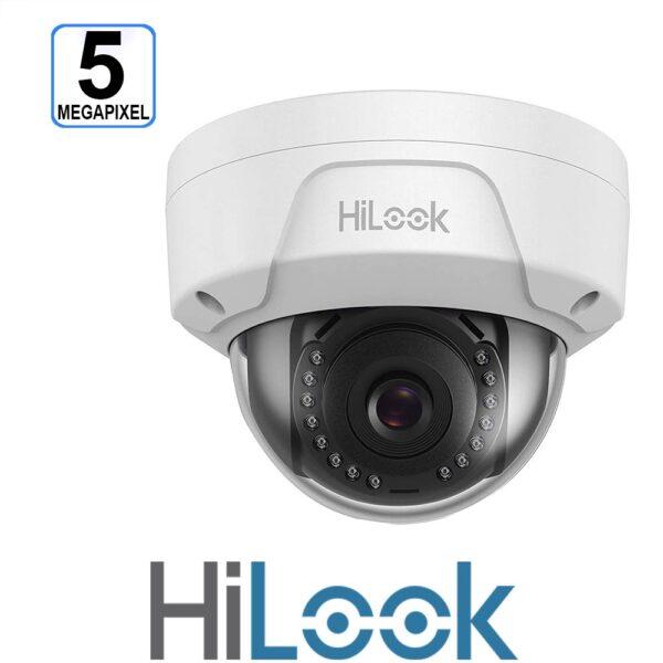 HiLook 5MP 30m IR 2.8mm lens Dome IP Camera - IPC-D150H-M-2.8MM